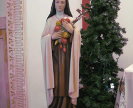 st_therese_statue